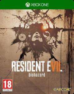 Resident Evil 7 Biohazard - Steelbook Edition (Xbox One) £17.99 Delivered (As New) @ Boomerang Via eBay