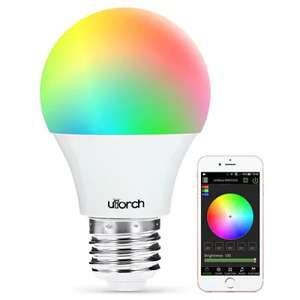 Utorch Smart RGBW LED Bulb @ Gearbest £6.87 delivered with code