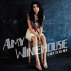 "Amy Winehouse ""Back to Black"" vinyl only £8.99 for PureHMV members"