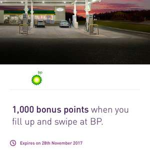 Fill up at BP for 1000 free Nectar points and use the Double Up offer for a £10 voucher