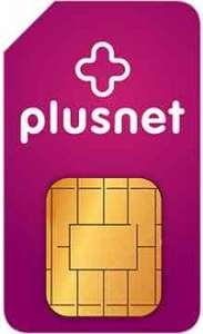 £25 TCB on £15 30 day sim @ Plusnet Mobile