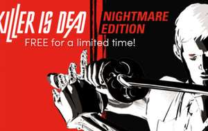 [Steam/DRM Free] Killer is Dead: Nightmare Edition Free @ Humble Store