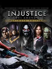Injustice: Gods Among Us - Ultimate Edition Steam GMG £2.55 for new accounts or £3 @ GMG