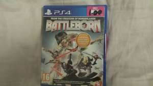 Battleborn first-hand ps4 for £1 instore @ Game