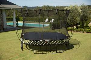 Springfree S113 11 x 11ft Large Square Trampoline and Enclosure £1294.99 @ Toys R Us
