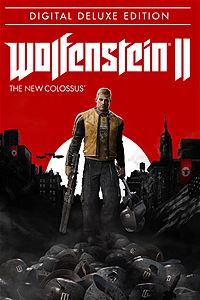 Wolfenstein 2 Digital £25.00/Deluxe Edition £32.50 Xbox Store