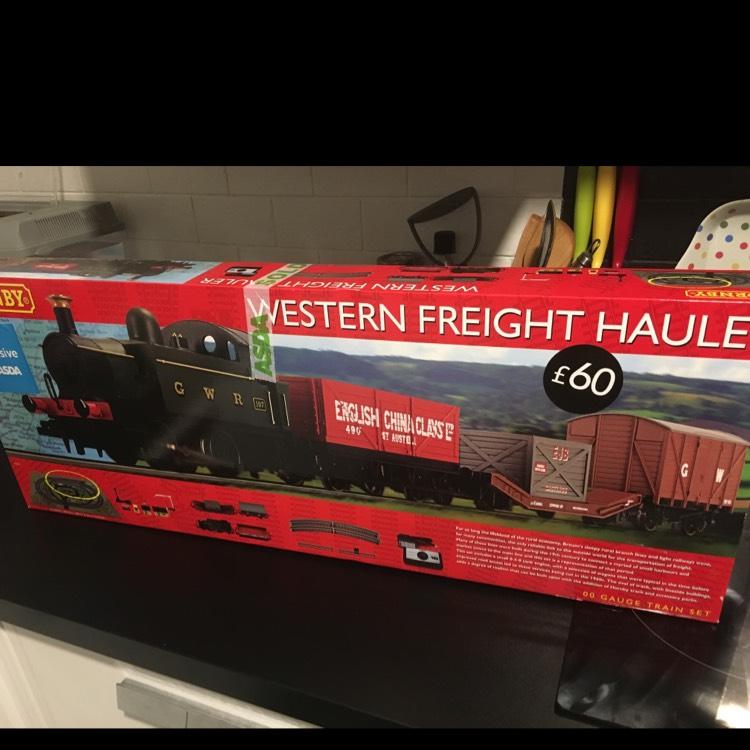 Hornby western freight hauler £40 @ Asda