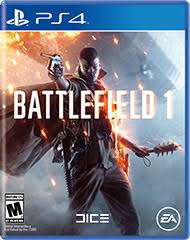 Used Battlefield 1 PS4 £10 Cash Converters
