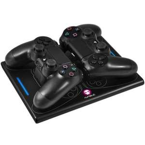 PS4 Wireless Charging Mat + 2 Adapters - £17.09 (with code) @ MyMemory