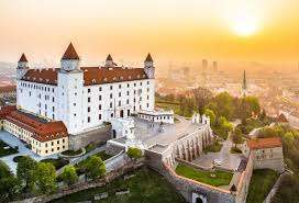 From London: Prague, Bratislava & Budapest Trip £209.10 £104.55pp @ Ebookers