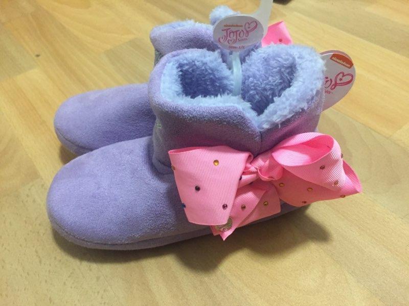 JoJo Siwa Bootie Slippers £10 @ ASDA