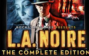 PC L.A Noire the compete edition Humble Bundle offer 70% off EDIT: cdkeys link cheaper (5.99) included
