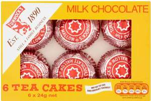 Tunnocks teacakes 6 pack only 80p @ Aldi