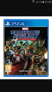 PS4 Guardians of the Galaxy the telltale series £12 instore @ Asda