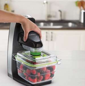 FoodSaver FoodSaver Fresh Food Preservation System FFS010 @ Very Was £89.99 Now £29.99 Save £60.00