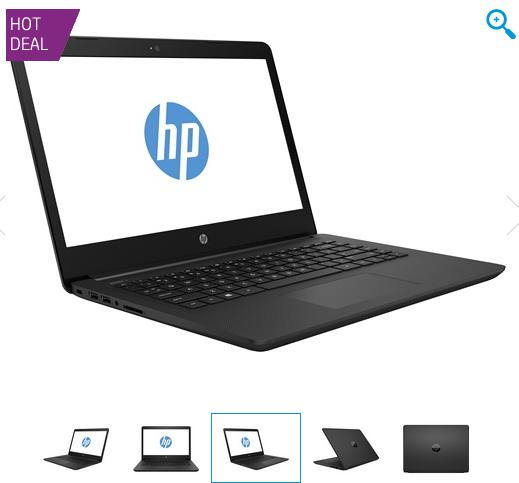 """HP 14"""" i5 processor, 8 GB RAM, 256 GB SSD £549 @ HP"""