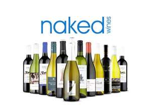 6 bottles of wine for £25 @ Naked Wines