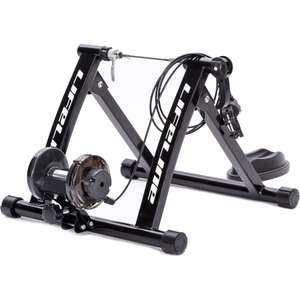 Lifeline tt-01 magnetic turbo trainer currently half price £49.99 at wiggle