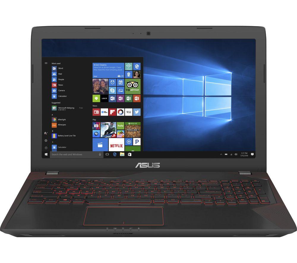Asus FX553 i5-7300HQ, 8GB RAM, GTX1050 4GB, SSD £699 @ Currys