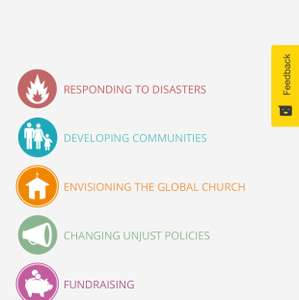 Tearfund Charity Donations Doubled