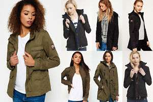 New Womens Superdry Jackets Selection - Various Styles & Colours 2610 £29.99 @ Superdry Ebay