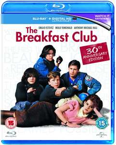 The Breakfast Club (30th Anniversary Edition Blu-Ray/UVHD) £4.50 Delivered (Using Code) @ Zoom