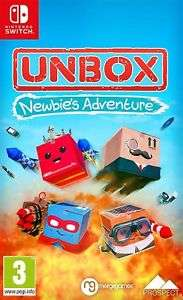 Unbox: Newbies Adventure (Nintendo Switch) £19.99 Delivered @ Boss Deals via eBay