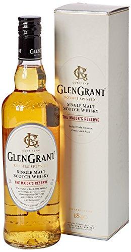 Glen Grant The Majors Reserve Single Malt Scotch Whisky, 70 cl  £15.79 Prime @ Amazon
