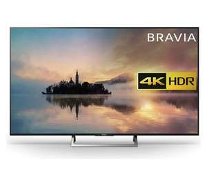 Sony Bravia XE70 49 Inch Smart 4K Ultra HD TV with HDR - £521.10 ARGOS, with code FLASH10