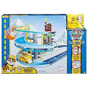 Paw Patrol Mountain Rescue Track £22.61 @ Amazon