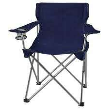 Tesco Folding Camping Chair instore only £2