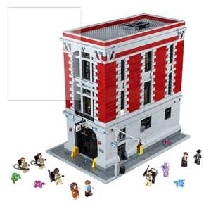 Lego Ghostbusters Firehouse £188 with Coupon Friday 17th ONLY or until Sunday with Click and Collect @ Toys R Us