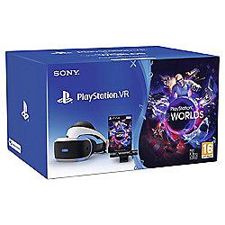 PS VR Starter Pack (headset, camera & VR Worlds) + Skyrim / GT Sport Day One Edition £249 // PS VR Starter Pack + Skyrim / GT Sport DOE + Move controllers £299 @Tesco Direct