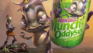 Oddworld: Munch's Oddysee (Steam) 99p @ Humble Store