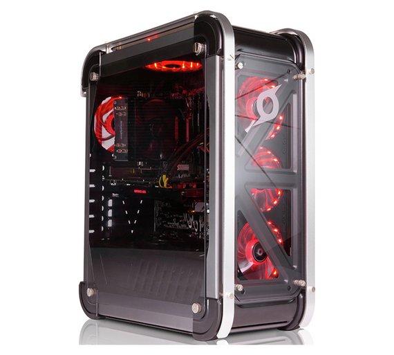 Stormforce Lux i7-7700 GTX1080* 16GB RAM 1TB HDD 128 SSD.