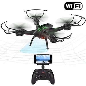 Beebeerun Quadcopter Drone £49.99 Sold by tosmaic and Fulfilled by Amazon