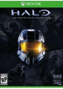(63% off) Halo The Master Chief Collection Xbox One CD Key £9.75 @scdkey
