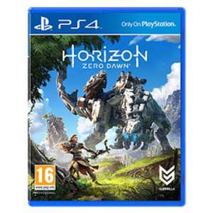 Horizon Zero Dawn (PS4) £19.99 preowned delivered @ GAME