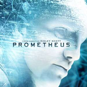 Prometheus 4K HDR on iTunes for £3.99
