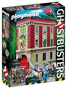 Playmobil ghostbusters firehouse Amazon Prime for £43.56