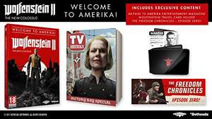 "Wolfenstein II: The New Colossus ""Welcome to Amerika"" Pack (PS4/Xbox One) £31.99 Delivered @ Amazon"