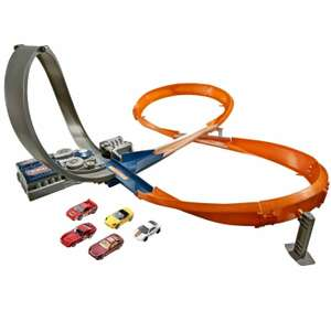 Hot wheels figure 8 raceway Half price & 3 for 2 @ Tesco