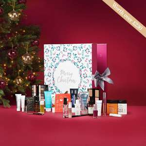 You Beauty Advent Calendar deduced by 15% and free delivery at MailShop for £49.99