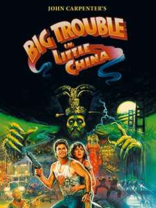 Big Trouble In Little China [HD] - £1.99 @ Amazon Video