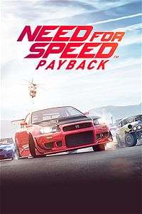 XBOX One Need for Speed Payback £35.99 with Gold - Microsoft Store