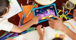 Amazon Fire 7 Kids Edition 16GB WIFI in Pink, Blue or Yellow with 2 Years Guarantee Now £69 @ Tesco Direct (Free C&C)