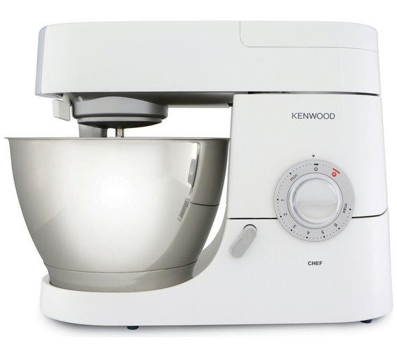 Kenwood KMC515 Chef Kitchen Machine - White at Argos. Was £229.99, now £149.99