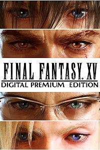 Final Fantasy XV Premium Edition - includes season pass @Turkish Xbox store