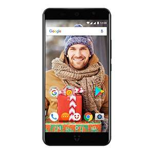 "Wileyfox Swift 2 X 32GB with 3GB RAM 5.2"" FHD (Dual SIM 4G) SIM-Free Smartphone Android Nougat 7.1.2 - Midnight Reduced to £144.99 @ Amazon"