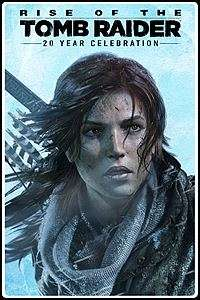 Rise of the Tomb Raider £14.85 with gold on Xbox one